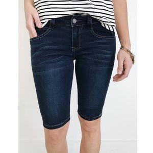 ❣movingSALE❣DKNY - Denim Bermuda Shorts